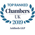 Chambers 2019 Top Ranked