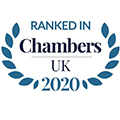 2020 Chambers Ranked In